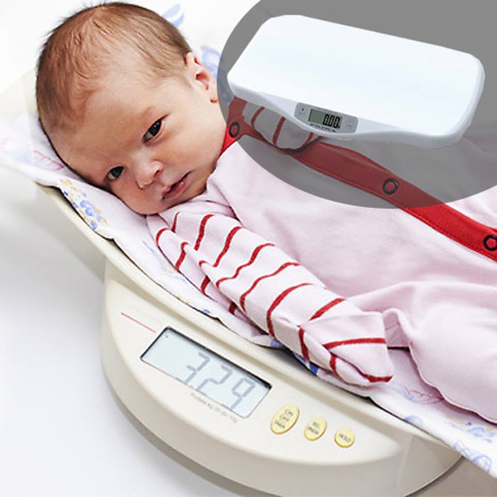 Electric Baby Weighing Scales