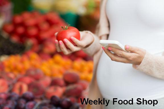 Weekly Food Shop