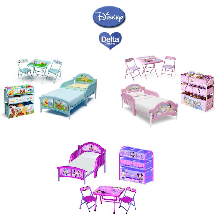 Delta Children 3 Piece Room Set