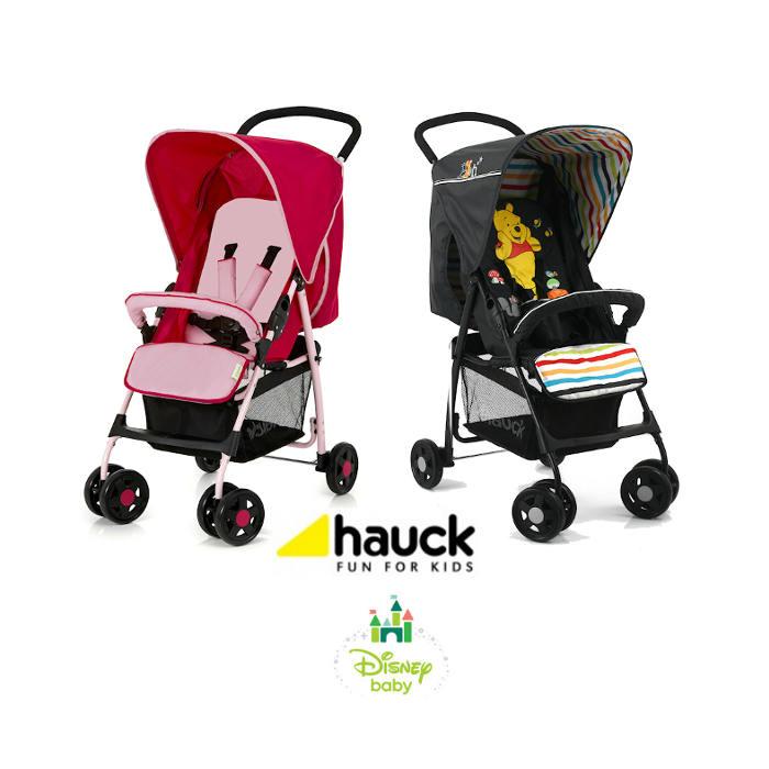 Hauck Deluxe Sport Pushchair