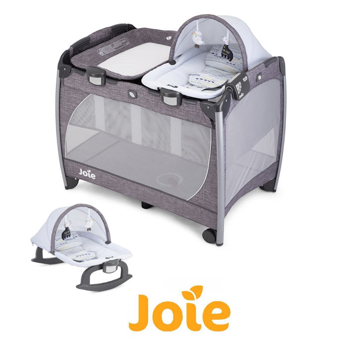Joie Excursion Change  Rock Travel Cot