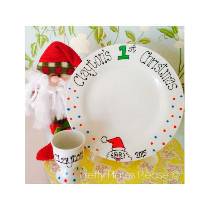 Teyboutiqe-christmas-plate-and-egg-cup