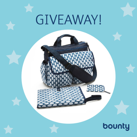 giveaway changing bag 474