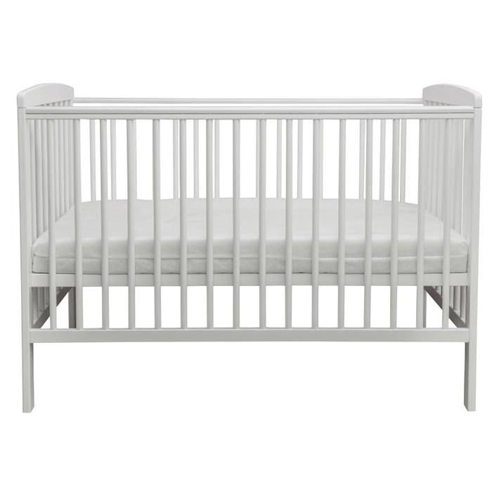 Kinder Valley Cot & Mattress Bundle