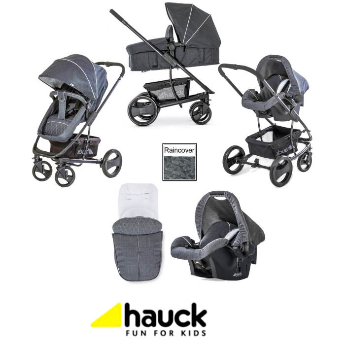 Hauck Pacific 4 Shop n Drive Travel System
