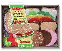 Melissa and Doug sandwich set 250
