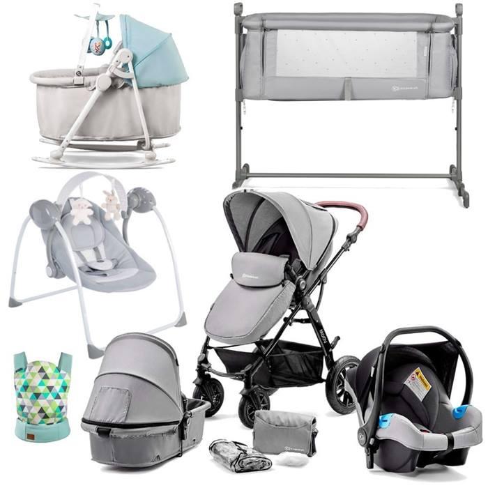 Kinderkraft Moov Newborn Starter Bundle