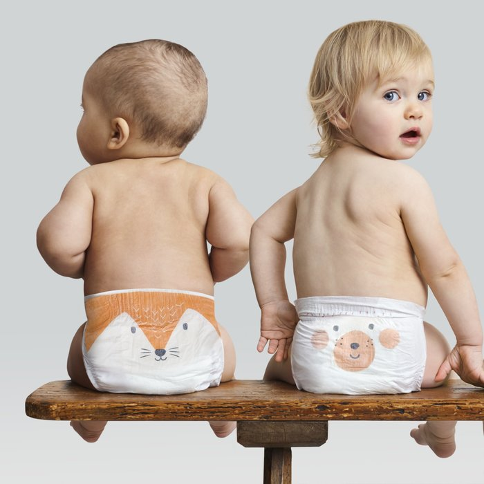 Get 20% off your first Kit & Kin nappy subscription