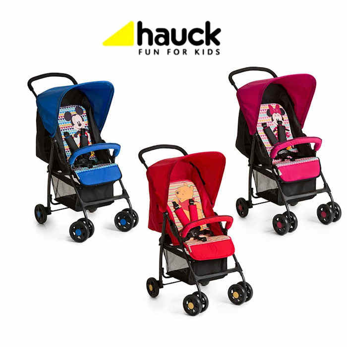 Hauck Disney Sport Pushchair