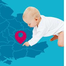 Regional baby names