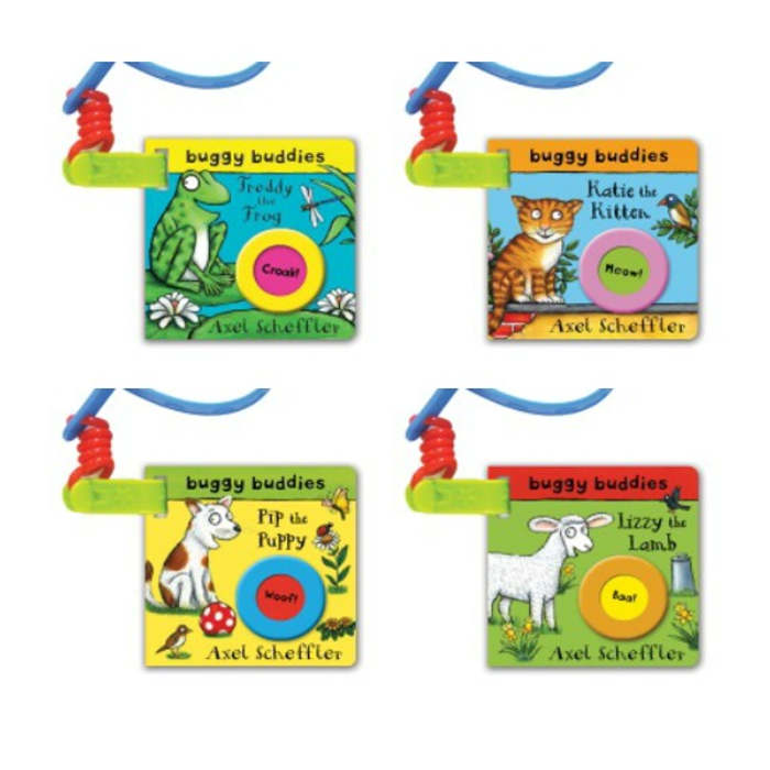 Buggy Books