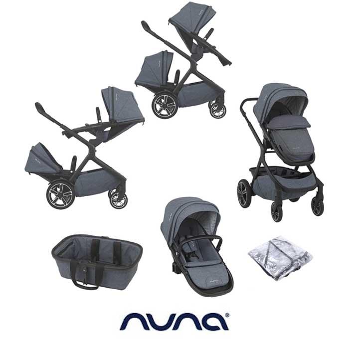 Nuna Demi Grow Tandem Pushchair