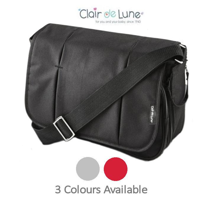 Clair De Lune Oxford Changing Bag