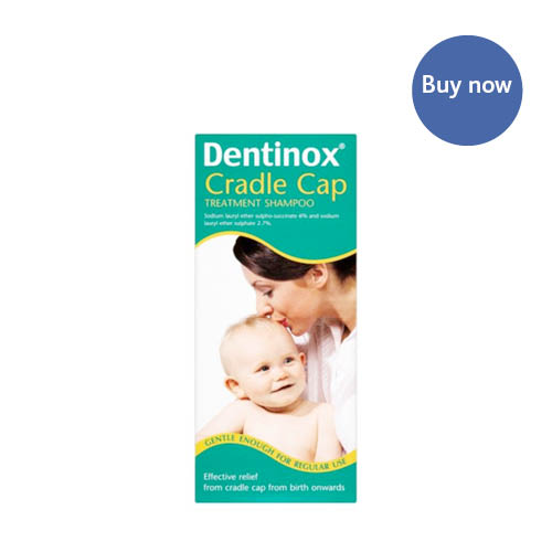 Dentinox – Cradle Cap Treatment Shampoo