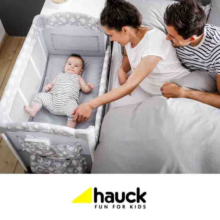 Hauck Sleep and Car Travel Cot