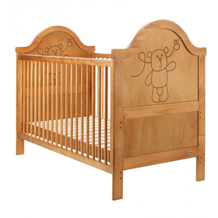KK- obaby-b-is-for-bear-cot-bed-country-pine