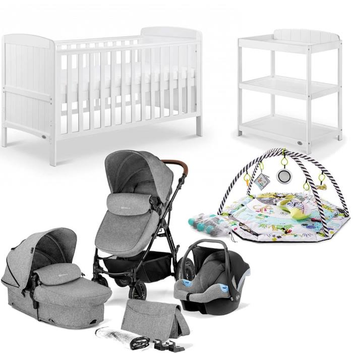 Kinderkraft Moov Travel & Sleep Time Bundle