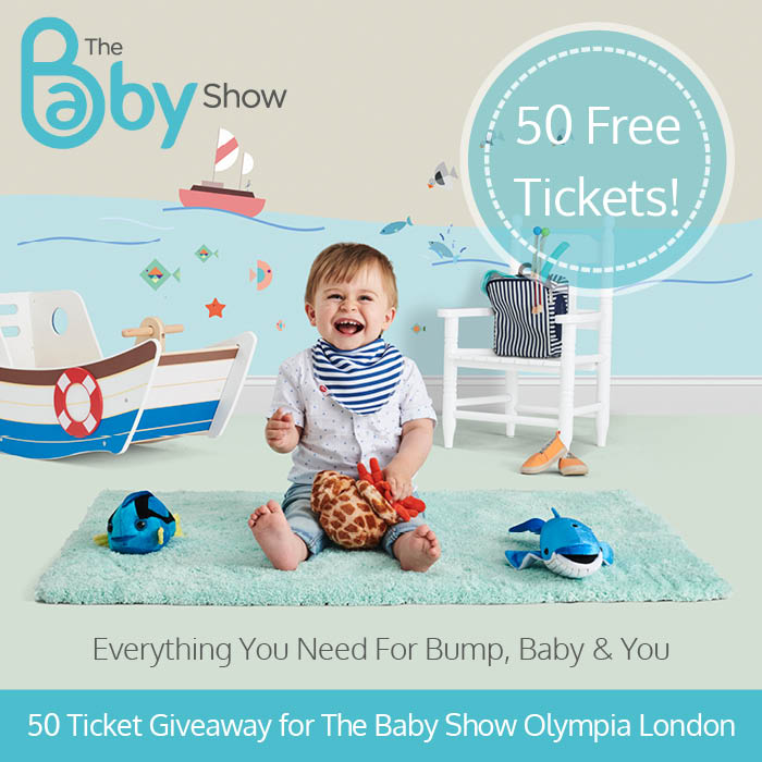 Get an exclusive baby show ticket discount