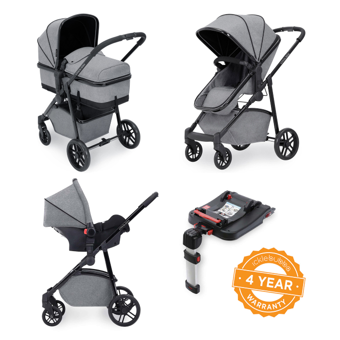 £100 off Moon Travel System With Isofix Base