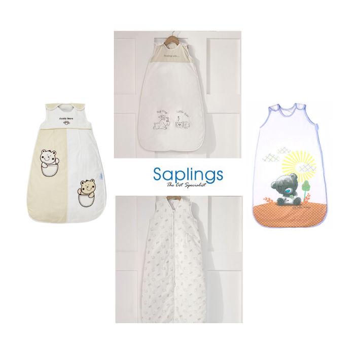 Saplings Sleep Suits 066181836mths 25 tog