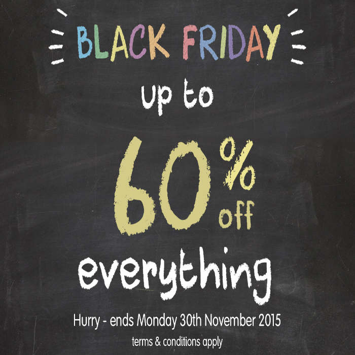 Mothercare black friday