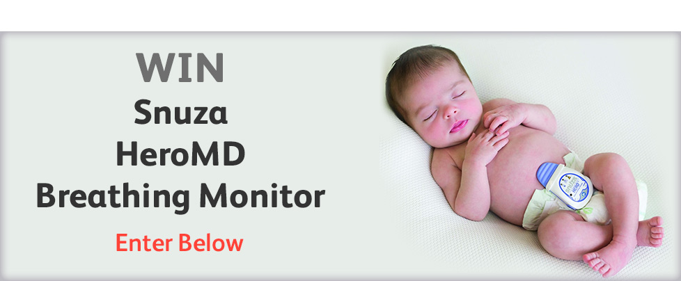 Win Snuza HeroMD Breathing Monitor