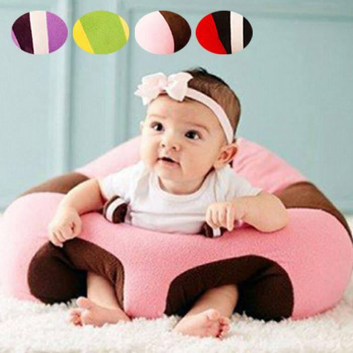 Plush Baby Sofa
