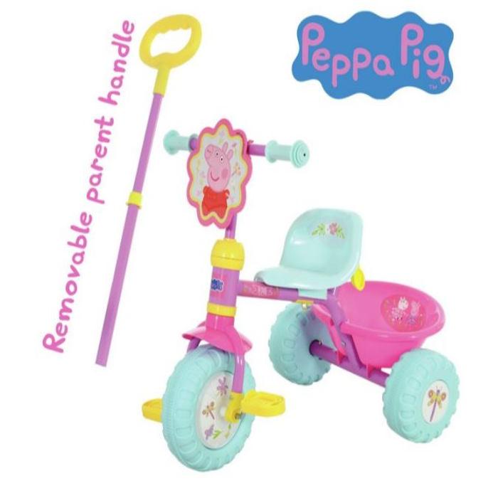Argos - peppa pig trike