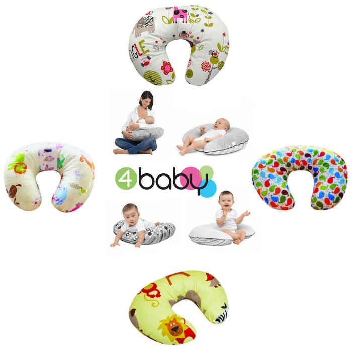 4baby 4 in 1 Nursing - Pregnancy Pillow - Cushion
