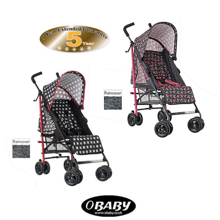 Obaby Atlas Stroller
