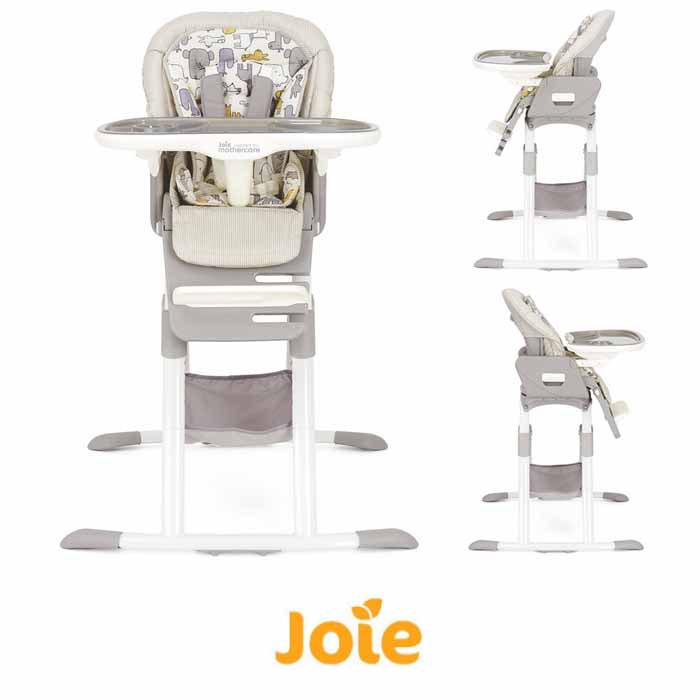 Joie Mothercare Mimzy Whirl Spin 360 Rotating Highchair