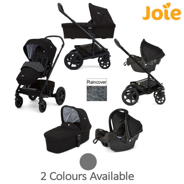 Joie Chrome DLX Gemm Travel System