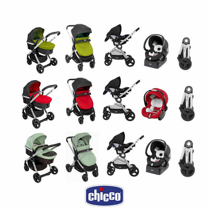 Chicco Urban Travel System Special Edition