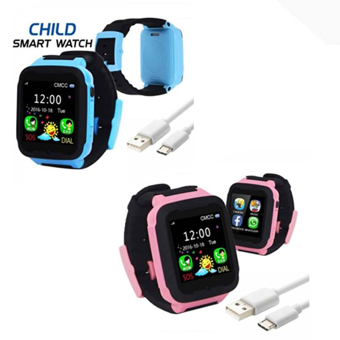 Kids-Smart-Watch