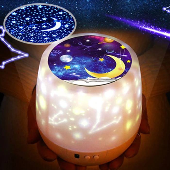 Kids' Constellation Projector