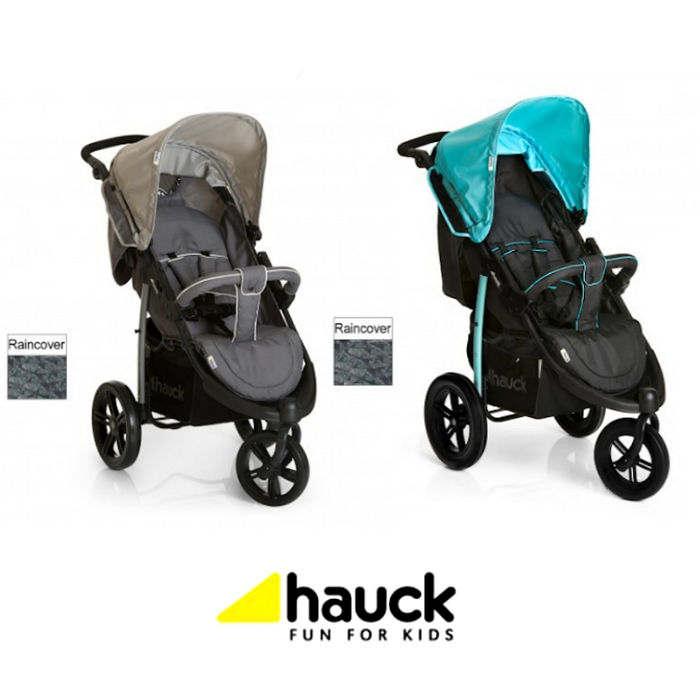 Hauck Viper SLX Pushchair Stroller