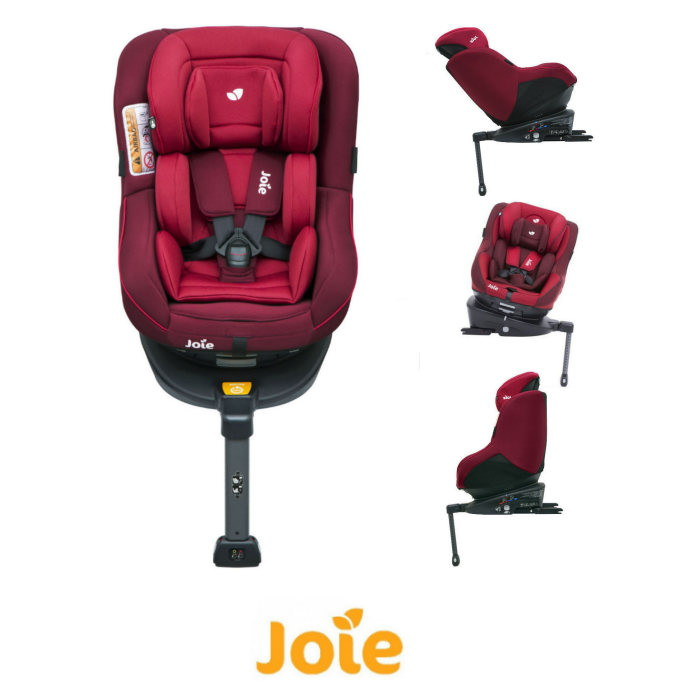 Joie Spin 360 Group 01 Isofix Car Seat Merlot