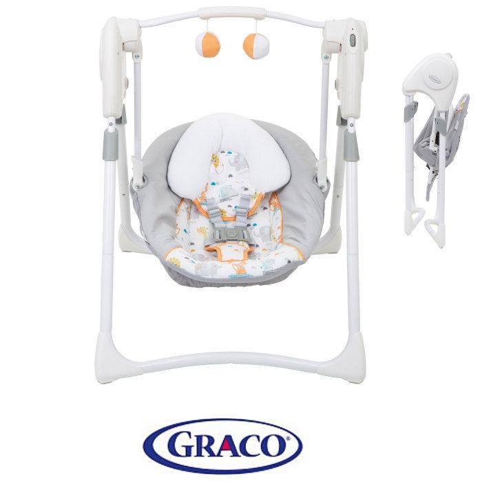 Graco Slim Spaces 2in1 Swing