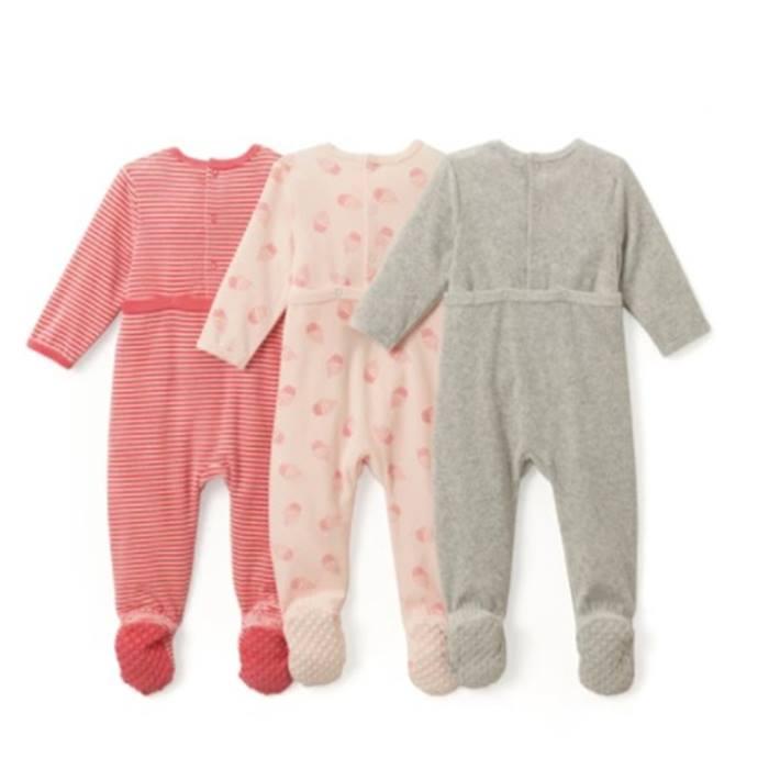 LA Redoute - sleepsuits