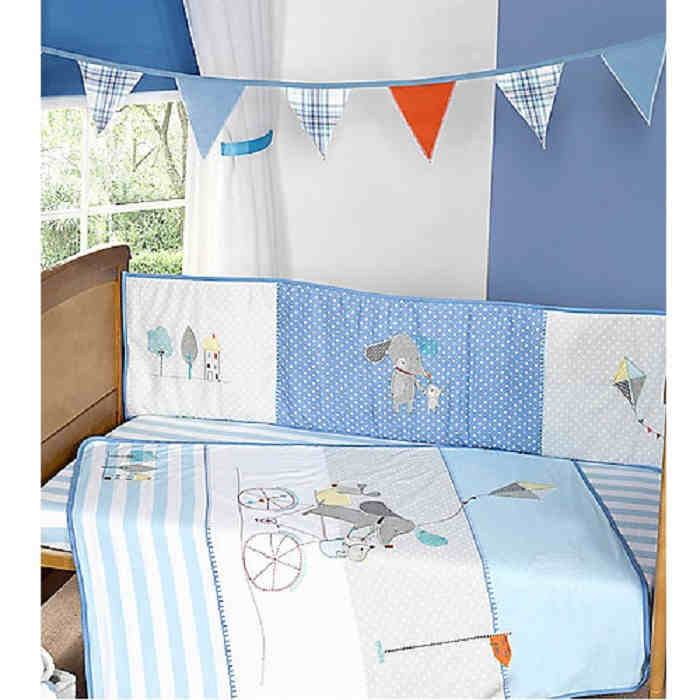 Mothercare Boy Bed Set in a  bag