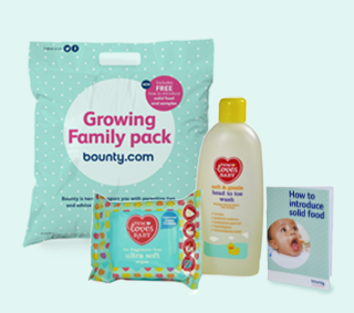 Growing Family pack