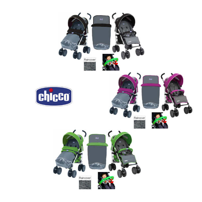 Chicco Multiway Evo Stroller  Arch  Cotton Tail