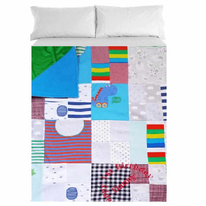 keepsake clothes blanket 2