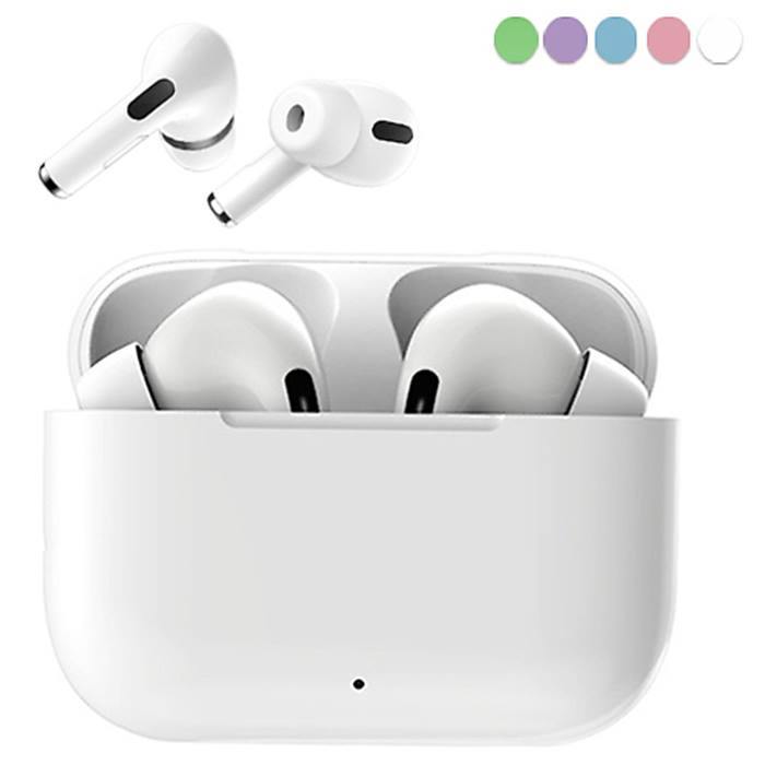 Airs Pro 3rd Gen Bluetooth Earbuds & Charging Case - 6 Colours