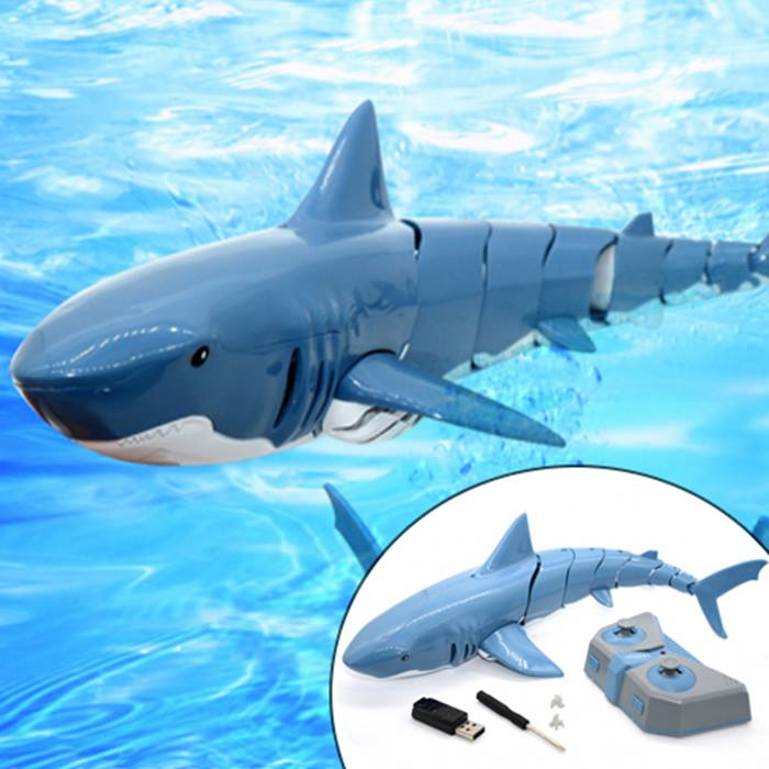 Remote Control Underwater Shark Toy