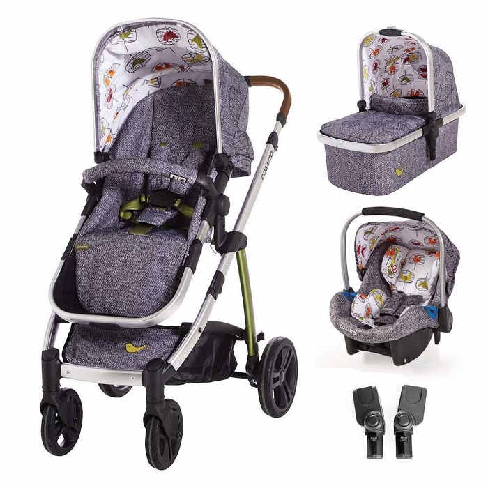 Cosatto Travel System Bundle - MAIN IMAGE