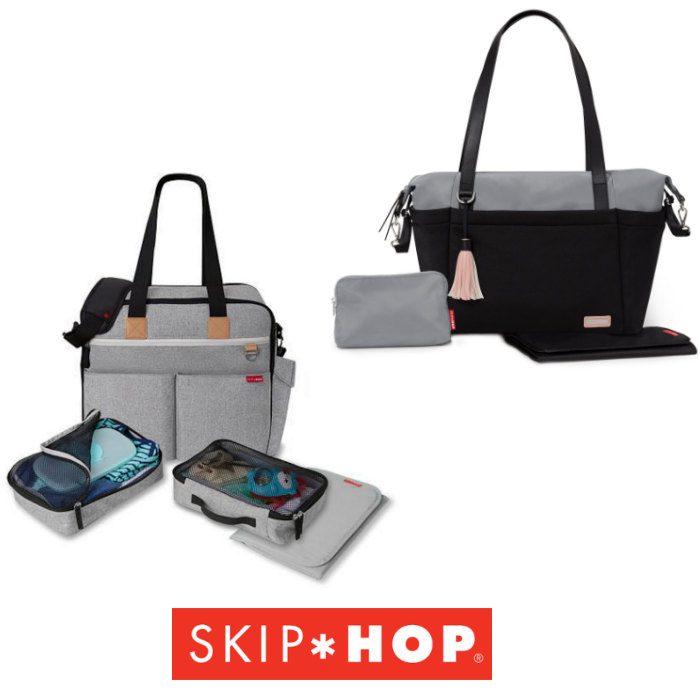 Skip Hop Designer Changing Bag