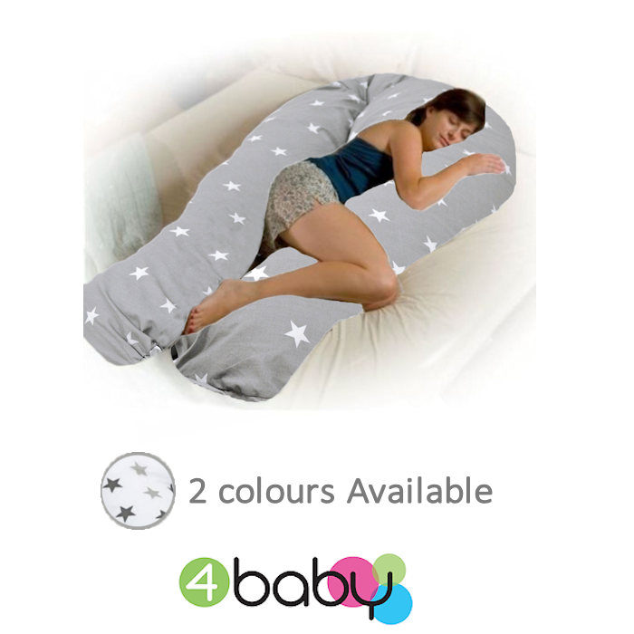 4baby 12ft Body & Baby Sleep Support Pillow