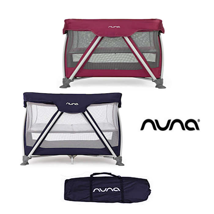 Nuna Sena Deluxe Mini Travel Cot