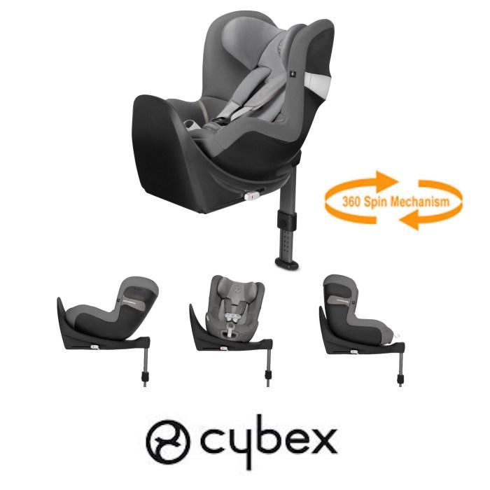 Cybex Sirona M2 iSize Car Seat base